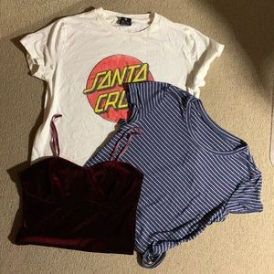 Clothing lot (Santa Cruz, Garage)